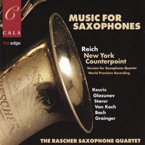 The Rascher Saxophone Quartet 歌手頭像