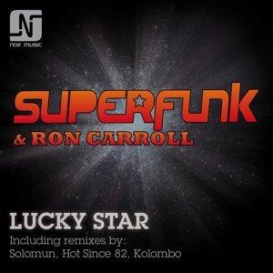 Superfunk, Ron Carroll 歌手頭像