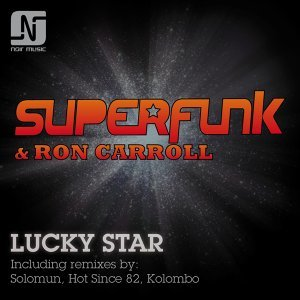Superfunk, Ron Carroll 歌手頭像