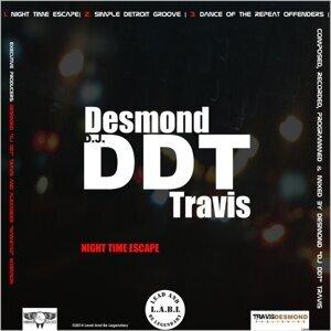 Desmond DJ DDT Travis 歌手頭像