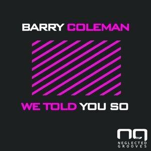 Barry Coleman 歌手頭像