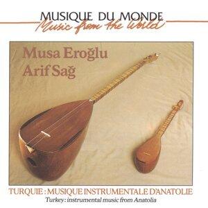 Musa Eroglu - Arif Sag 歌手頭像