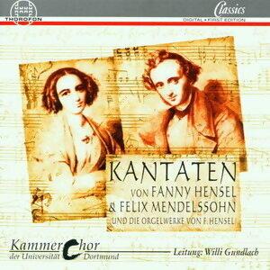 Hensel & Mendelssohn: Kantaten 歌手頭像