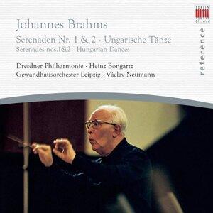 Václav Neumann, Gewandhausorchester Leipzig, Dresdner Philharmonie & Heinz Bongartz アーティスト写真