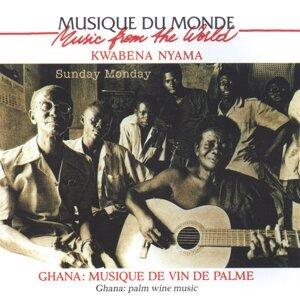 Kwabena Nyama 歌手頭像
