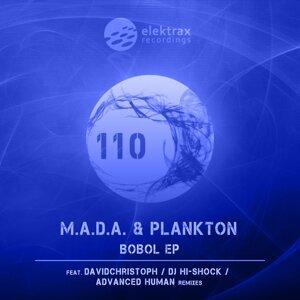 M.A.D.A., Plankton 歌手頭像