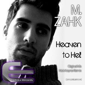 M. Zahk 歌手頭像