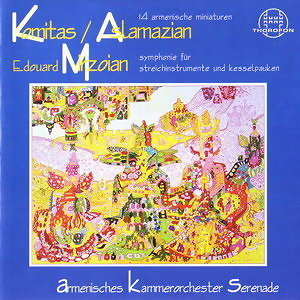 Armenisches Kammerorchester Serenade, Edouard Topchian 歌手頭像
