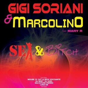 Gigi Soriani, Marcolino 歌手頭像