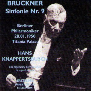 Hans Knappertsbusch, Berliner Philharmoniker アーティスト写真