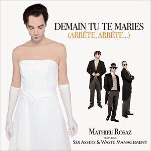 Mathieu Rosaz 歌手頭像