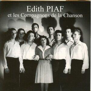 Edith Piaf, Les compagnons de la chanson 歌手頭像