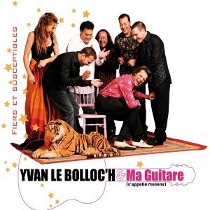 Yvan Le Bolloc'h, Ma guitare s'appelle reviens
