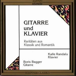 Boris Bagger/Kalle Randalu 歌手頭像