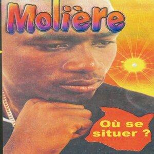 Molière 歌手頭像