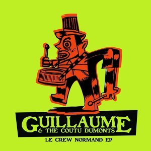 Guillaume And The Coutu Dumonts アーティスト写真