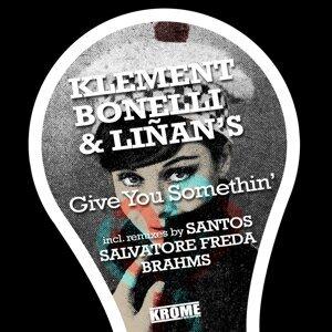 Klement Bonelli, Linans 歌手頭像