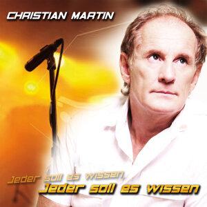 Christian Martin 歌手頭像