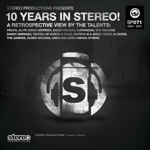 10 Years In Stereo! 歌手頭像