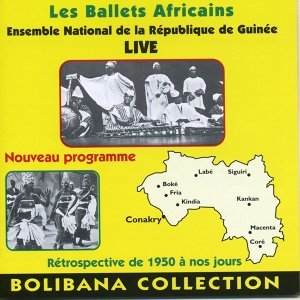 Les Ballets Africains 歌手頭像