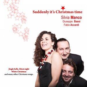 Silvia Manco 歌手頭像