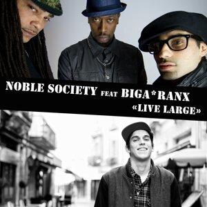 Noble Society 歌手頭像