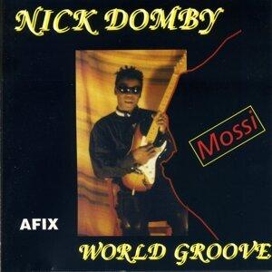 Nick Domby 歌手頭像