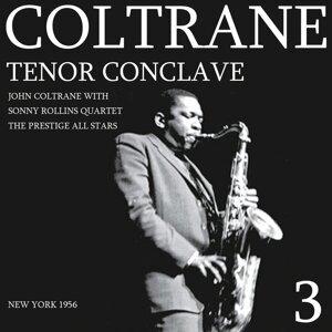 John Coltran, Coleman Hawkins 歌手頭像