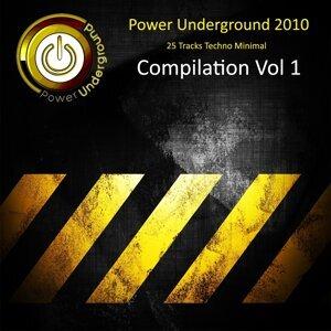 Power Underground 2010, Vol 1 歌手頭像