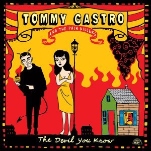Tommy Castro 歌手頭像