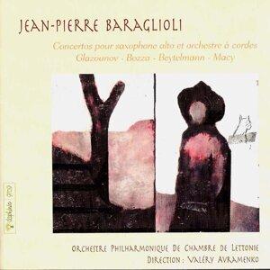 Jean-Pierre Baraglioli, Orchestre Philharmonique De Chambre De Lettonie 歌手頭像