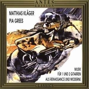Pia Grees/Matthias Klaeger 歌手頭像