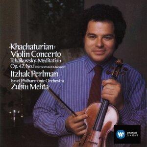Itzhak Perlman/Israel Philharmonic Orchestra/Zubin Mehta 歌手頭像