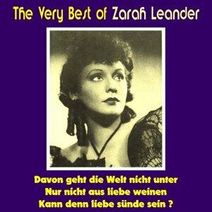 Zarah Leander 歌手頭像