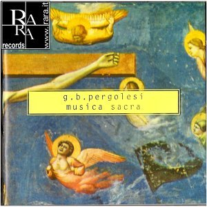 Giovanni Battista Pergolesi アーティスト写真
