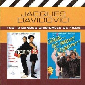 Jacques Davidovici 歌手頭像
