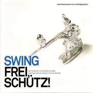 Harald Rüschenbaum Trio & Wolfgang Griep アーティスト写真