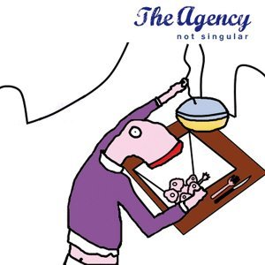 The agency 歌手頭像