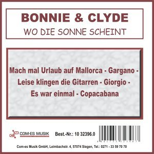 Bonnie & Clyde 歌手頭像