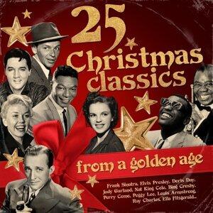 25 Christmas Classics 歌手頭像