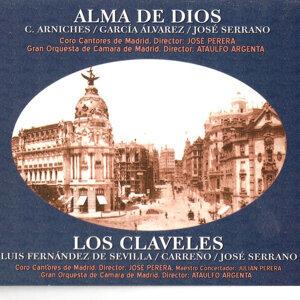 Ataulfo Argenta&Gran Orquesta de Camara de Madrid 歌手頭像