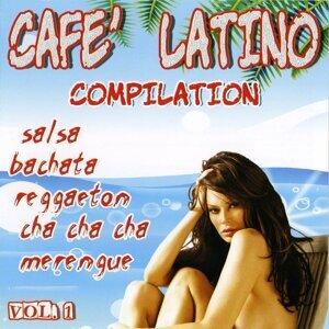 Cafè latino, Vol. 1 歌手頭像