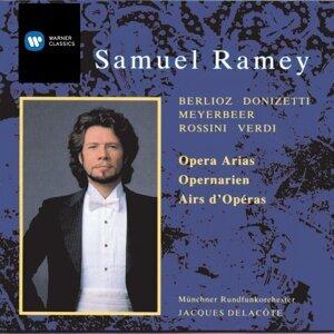 Samuel Ramey/Chor des Bayerischen Rundfunks/Jacques Delacôte/Muenchner Rundfunkorchester 歌手頭像