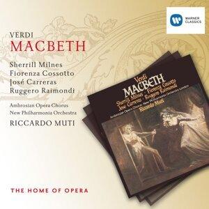 Sherrill Milnes/Fiorenza Cossotto/José Carreras/Ruggero Raimondi/Riccardo Muti 歌手頭像