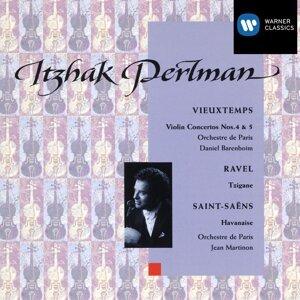 Itzhak Perlman/Orchestre de Paris/Jean Martinon/Daniel Barenboim 歌手頭像