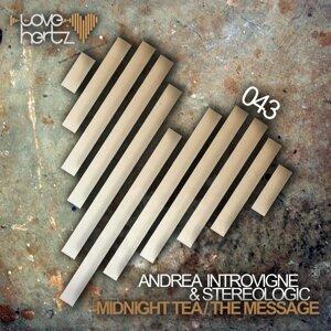Andrea Introvigne, Stereologic 歌手頭像