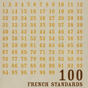 100 French Standards 歌手頭像