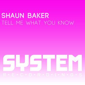 Shaun Baker 歌手頭像