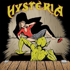 Hysteria 歌手頭像