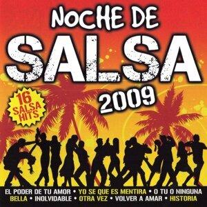 Noche de Salsa 2009 歌手頭像